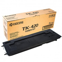 Тонер Kyocera Mita TK-420 Black (370AR010)