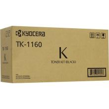 Тонер Kyocera Mita TK-1160 Black (1T02RY0NL0)