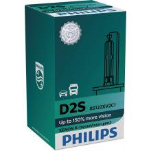 Лампа ксеноновая Philips D2S X-tremeVision +150%, 4800K gen2, 1шт/картон (85122XV2C1)