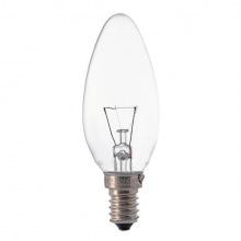 Лампа накаливания Osram E14 40W 230V B35 CL CLAS (4008321788641)