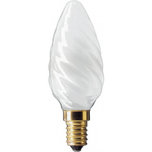 Лампа накаливания Philips E14 60W 230V BW35 FR 1CT/4X5F Deco (921502144242)