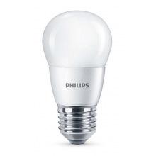 Лампа светодиодная Philips ESSLEDLuster 6.5-75W E27 840 P45NDFR RCA (929001887107)