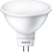 Лампа светодиодная Philips LED spot 5-50W 120D 2700K 220V (929001844508)