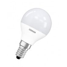 Лампа светодиодная Osram LED STAR E14 8-75W 3000K 220V P45 (4058075210806)