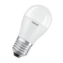 Лампа светодиодная Osram LED STAR E27 8-75W 3000K 220V P45 (4058075210868)