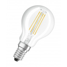 Лампа светодиодная Osram LED Value FILAMENT P40 4W (470Lm) 2700K E14 (4058075288720)