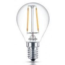 Лампа светодиодная декоративная Philips LED Fila ND E14 2.3-25W 2700K 230V P45 1CT APR (929001180207)