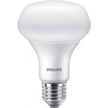 Лампа светодиодная Philips LED Spot E27 10-80W 840 230V R80 (929001858087)