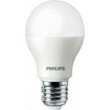 Лампа светодиодная Philips LEDBulb E27 9.5-60W 230V 4000K A60/PF CorePro (929001179602)
