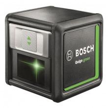 Нивелир Bosch лазерный Quigo Green + штатив (0.603.663.C01)