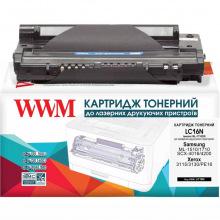 Картридж WWM замена Samsung ML-1710D3/XEV (LC16N)