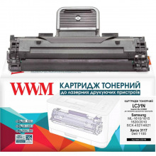 Картридж WWM замена Samsung ML-1610D2/ELS (LC31N)