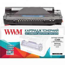 Картридж WWM замена Samsung SCX-D4200A/ELS (LC45N)