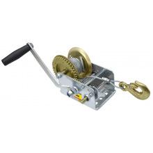 Лебедка канатная Topex с храповым тормозом 0.9 т, канат 10 м (97X087)