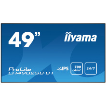 """Интерактивная ЖК панель IIYAMA 49"""" IPS РК панель, 1920x1080,24/7 LH4982SB-B1 (LH4982SB-B1)"""