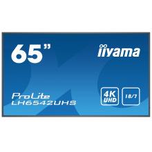 """64,5"""" IPS UHD РК дісплей, професійний LH6542UHS-B1 (LH6542UHS-B1)"""