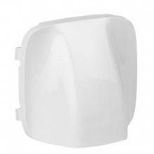 Лицевая панель Legrand вивода кабеля Valena ALLURE белая (755055)