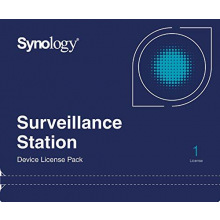 Лицензия Synology Camera License Pack (1 camera) (DEVICE_LICENSE_(X1))