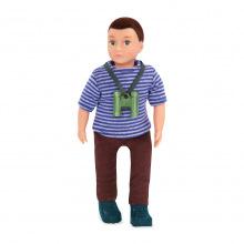 Кукла LORI 15 см Салливан (Путешественник)  (LO31110Z)