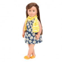 Кукла Our Generation DELUXE Риз с книгой 46 см  (BD31044ATZ)