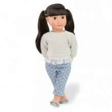 Кукла Our Generation Мей Ли в модных джинсах 46 см  (BD31074Z)