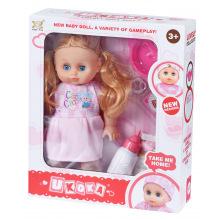 Кукла Same Toy с аксесуарами 38 см  (8015D4Ut)