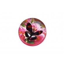 М'ячик-стрибунець goki Метелик чорно-червоний 16019G-5 (16019G-5)