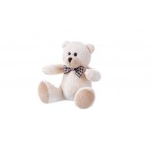 Мягкая игрушка Same Toy Медвежонок белый 13см  (THT673)