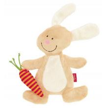Мягкая игрушка sigikid Кролик 18 см  (40675SK)
