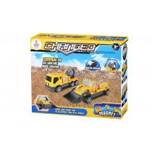 Конструктор Магнитный Same Toy Машина (8806_Ut)