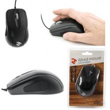 Мишка 2E MF103 USB Black (2E-MF103UB)