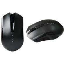 Мишка A4-Tech V-Track, бездротова оптична, USB Black (G3-200N (Black))