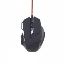 Мишка Gembird MUSG-02, іГрова, USB, Black ( MUSG-02)