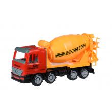 Машинка инерционная Same Toy Super Combination Бетономешалка красный  (98-85Ut-1)