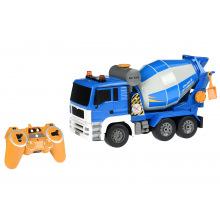 Машинка на р/к Same Toy Бетонозмішувач синій  (E518-003)