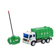 Машинка на р/у Same Toy CITY Мусоровоз  (F1641Ut)