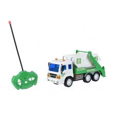 Машинка на р/к Same Toy CITY Вантажівка з контейнером зелений 1640Ut (F1640Ut)