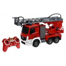 Машинка на р/у Same Toy Пожарная машина Mercedes-Benz з Драбина 1:20  (E527-003)