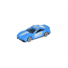Машинка Same Toy Model Car полиция голубая  (SQ80992-But-4)