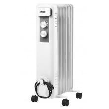 Масляный радиатор Zanussi ZOH/CS-07W 7 cекций, 1500 Вт, 20 м2, мех.упр-е (ZOH/CS-07W)