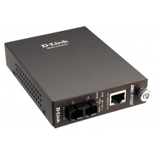 Медиаконвертер D-Link DMC-515SC 1x100BaseTX-100BaseFX, SM 15km, SC (DMC-515SC)