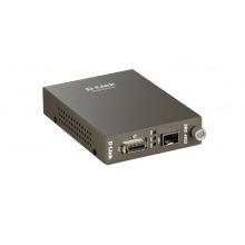 Медиаконвертер D-Link DMC-805X 1x10G CX4-1x10G SFP+ (DMC-805X)