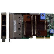 Сетевой адаптер Lenovo ThinkSystem 1Gb 4-port RJ45 LOM (7ZT7A00545)