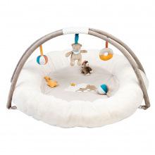 Коврик развивающий с подушками та дугами Nattou Миа и Базиль (562225)