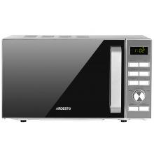 Микроволновая печь Ardesto 20л/700Вт/эл.управл./сереБризтая (GO-E735S)