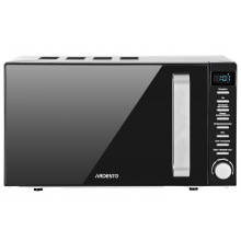 Микроволновая печь Ardesto 20л/800Вт/эл.управл./черная (GO-E845GB)