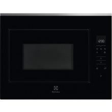 Микроволновая печь Electrolux встраиваемая 25 л / электронное управление / черная (KMFE264TEX)