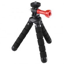"""Міні-штатив НАМА """"Flex 2in1"""" для фотокамер і GoPro, 14 см (00004313)"""