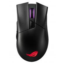 Миша ігрова ASUS ROG Gladius II WL+BT Black (90MP00Z0-B0UA00)