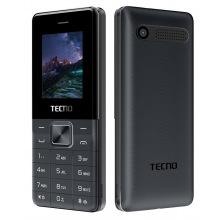 Мобильный телефон Tecno T301 Dual SIM Black (4895180743320)